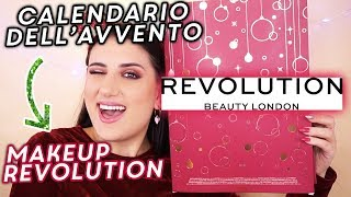 CALENDARIO DELL'AVVENTO MAKEUP REVOLUTION 2019 🎁