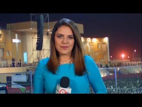 Daniela Pardo - Pope Francis' Visit to U.S.-Mexico Border
