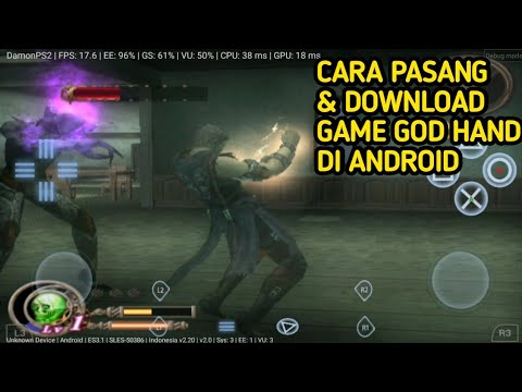 Cara Download Dan Pasang Game God Hand Di Android + Tutorial Lengkap
