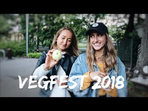 Vegānfestivāls 2018 Riga, Latvia | Fit_vegansisters