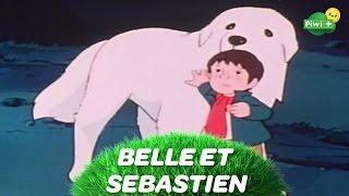BELLE ET SEBASTIEN - Dessin animé - Episode 2 : Un enfant est né ( dessin animé Piwi+ )