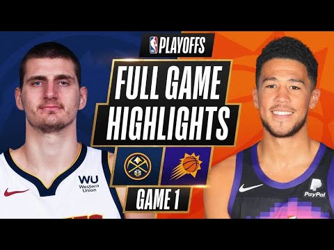 #3 NUGGETS at #2 SUNS   FULL GAME HIGHLIGHTS   June 7, 2021