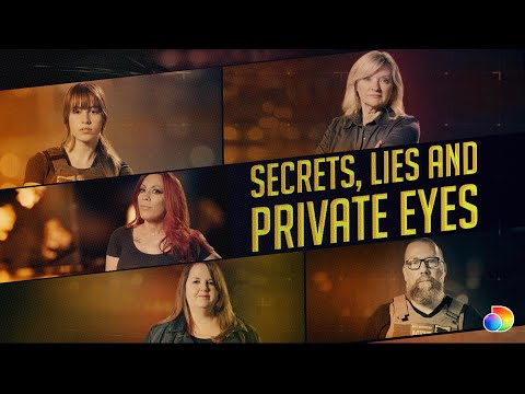 Secrets, Lies & Private Eyes on Discovery Plus
