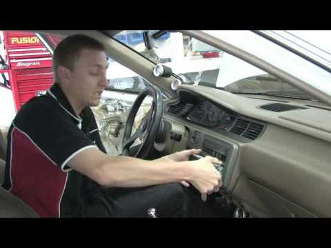 How to Remove a Kenwood Car Stereo