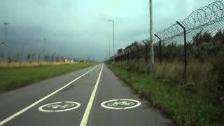 Велосипед с мотором - разгон до 47 км/ч (Motorbike - speed up to 47 km/h)