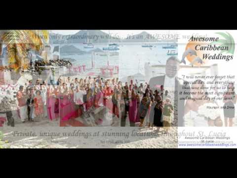 Awesome Caribbean Weddings - Wedding Slideshow