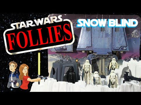 Star Wars Follies XIII: Snow Blind - Vintage Kenner Hoth ESB Toys Review