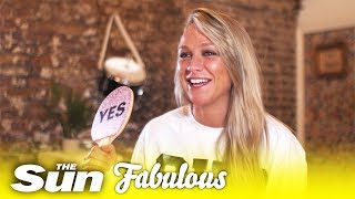 Chloe Madeley plays Have You Ever