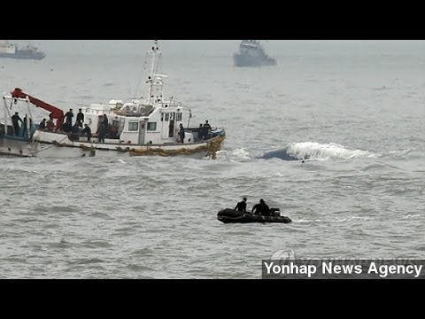 Captain, Two Crew Of Sunken South Korean Ferry Arrested