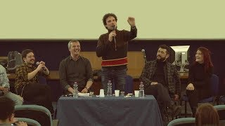 #CAFFEROSSELLINI - con Francesco Alò, Vinicio Marchioni e Francesco Montanari