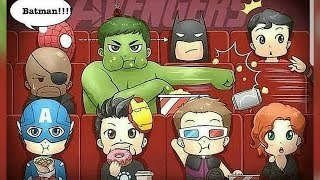 """50+ Hilariously Funny """"Avengers: Infinity War"""" Comics To Make You Laugh."""