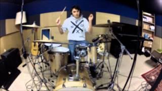 Lagwagon - Stokin' The Neighbors (Live) Drum Cover [HD]