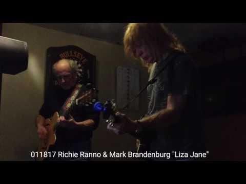"Richie Ranno & Mark Brandenburg ""Liza Jane"""