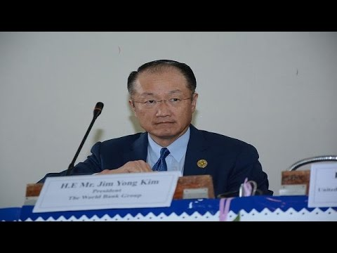 World Bank pledges $57 billion for projects in Africa