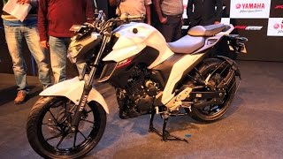 Yamaha FZ25 Launched, Price Rs. 1.19 Lakhs | MotorBeam