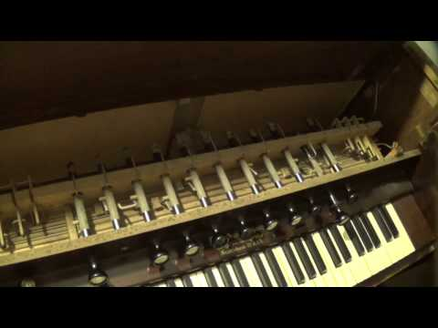 Broken Vox Humana (Reed Organ / Pump Organ)