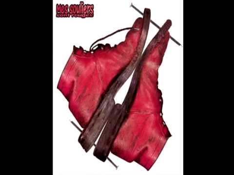 Mes Souliers Sont Rouges - Courant d'Eire