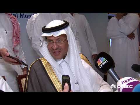 Saudi Energy Minister discusses oil outlook for the Middle East | Street Signs Europe