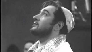 Cantor Moshe Oysher - Birkas Hamazon