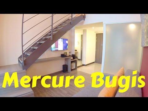 Mercure Singapore Bugis (Executive Loft 1309)