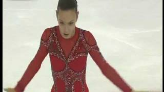 Adelina SOTNIKOVA 2012 SP Russian Nationals