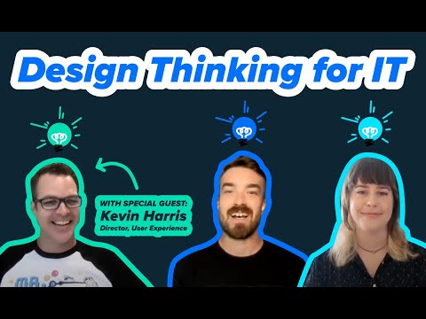 The SaaSOps Show: Design Thinking for IT
