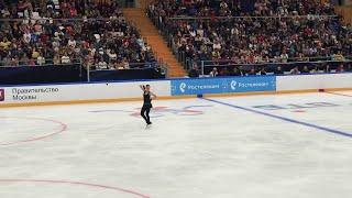 Alina Zagitova 2018 09 09 Open Skating FS Carmen I