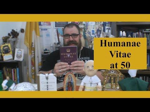 Wordy Wednesday: Humanae Vitae at 50
