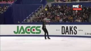 Quad Lutz - successful attempts 1. Brandon Mroz (USA) 2. Vladislav ...