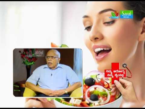 20161228 People's Doctor Dr BM Hegde I Seg on Food and Disease