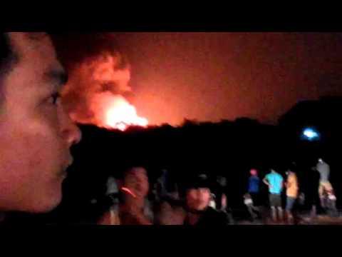 cháy lớn ở khu công nghiệp nam tân uyên bình dương