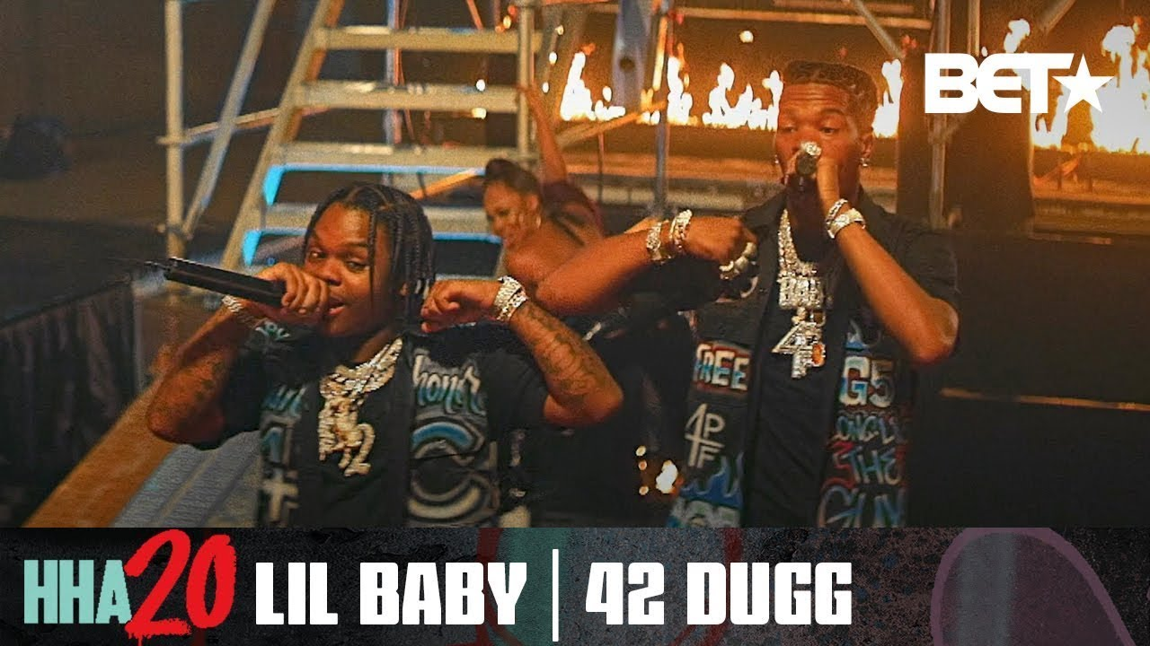 Lil Baby x 42 Dugg - We Paid (BET Hip-Hop Awards Performance)