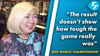 WORLD CHAMPION! | Mikuru Suzuki 2020 BDO World Ladies Champion | Post match Interview