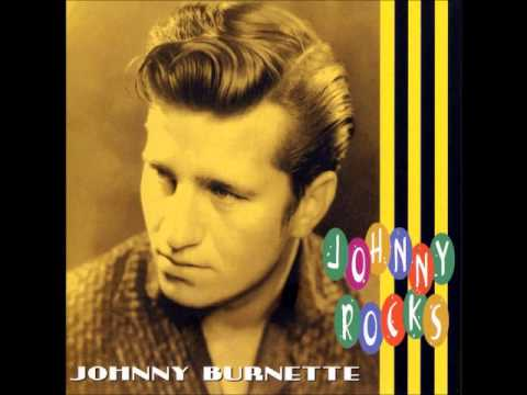 Johnny Burnette - All By Myself
