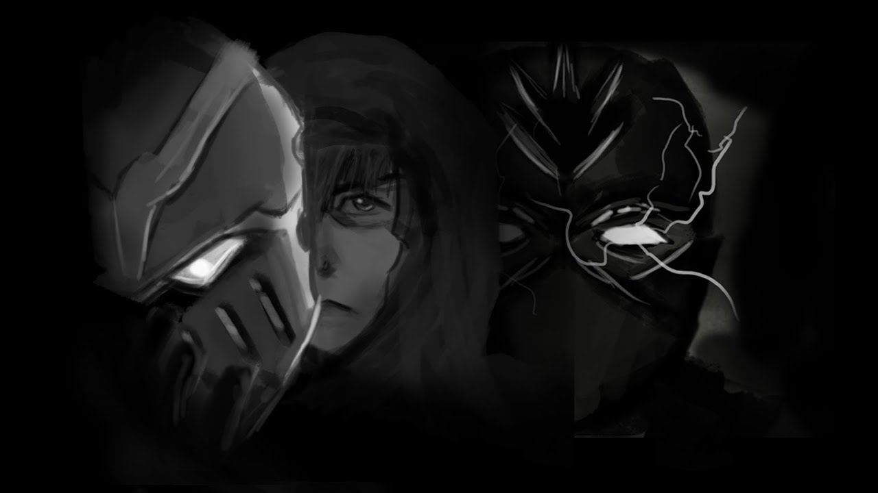 lol lore zed and shen youtube