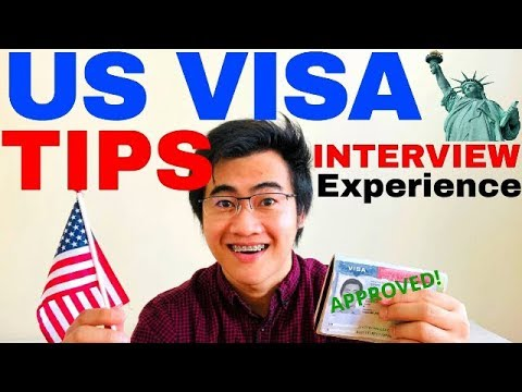 US VISA APPLICATION | TIPS AND INTERVIEW EXPERIENCE