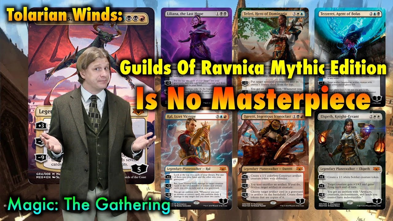 mythic edition guilds of ravnica