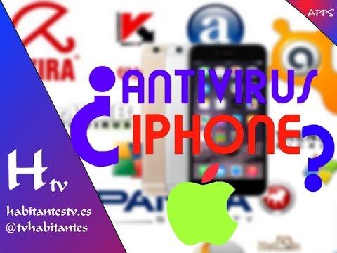 ¿Necesita un ANTIVIRUS el IPhone (IOS)?