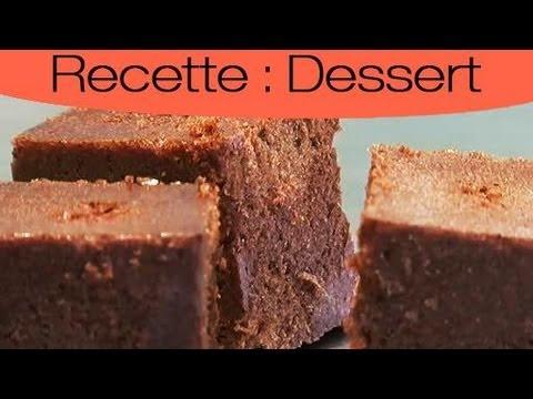 recette du g teau au nutella youtube. Black Bedroom Furniture Sets. Home Design Ideas