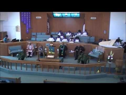 October 9, 2016 Bethel A.M.E.  Church Morning Service