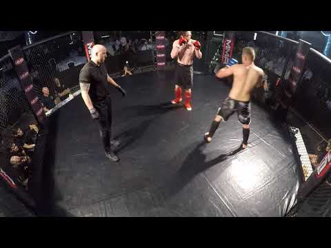 Ultra MMA   Crawley   Nathan Pritchard VS Lukas Matyska