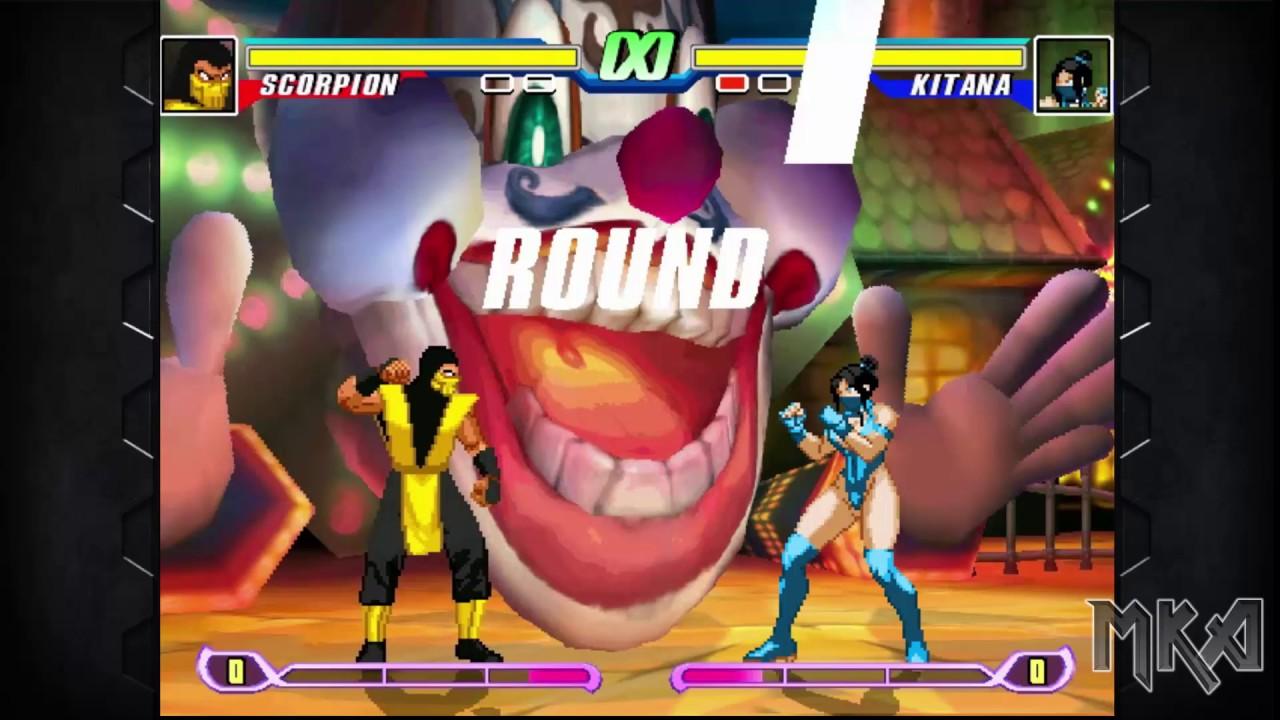 Marvel Vs Mortal Kombat By Opticelite78 With Download Link Youtube
