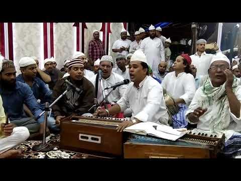 30th urs alhaj peer qurban ali mahim 2018 - mehfil-e-sama day 1