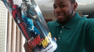 ANT-MAN and The WASP! movie review