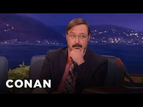 John Hodgman Is Experimenting With Weed