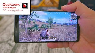 Xiaomi Mi 8 SE and Snapdragon 710 Gaming Review ( Frame Rates, Battery Drain, Thermals )