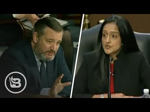 Ted Cruz Brutally OWNS Biden's DOJ Nominee So Bad That You Almost Feel Sorry for Her