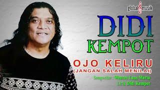 Didi Kempot - Ojo Keliru (Jangan Salah Menilai) (Official Music Video)