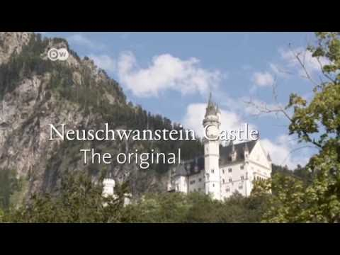 The TOP 10 sights and attractions in Germany - Neuschwanstein Castle