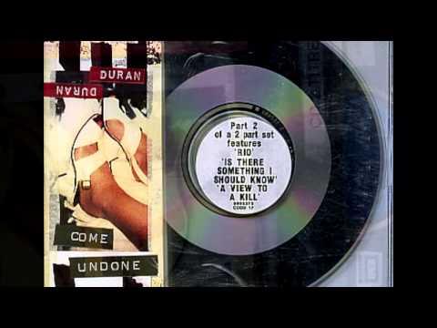 Duran Duran   Come Undone Ultrasound Extended Remix